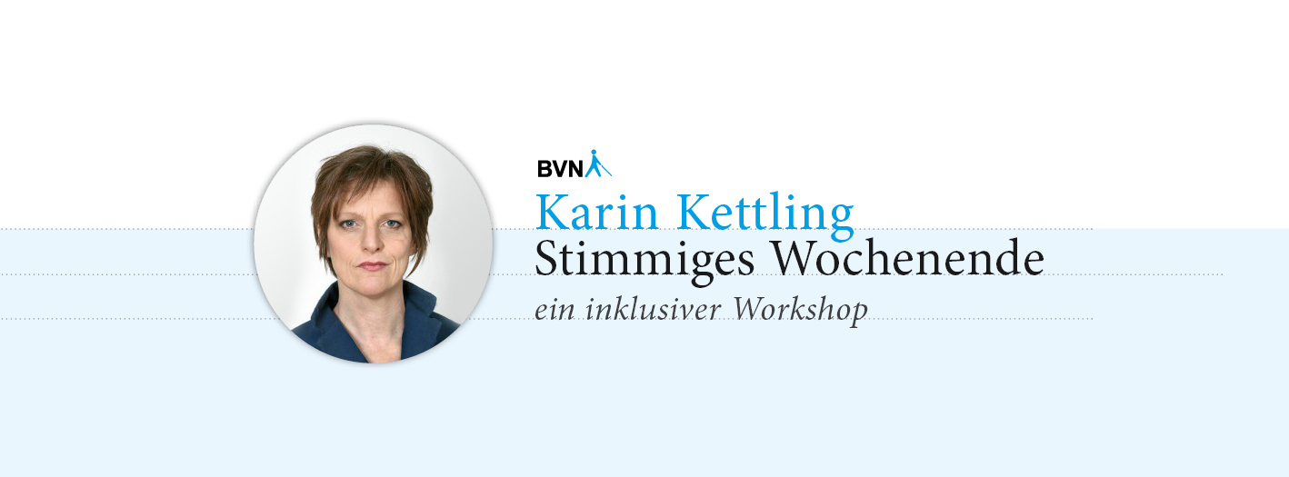 Flyer Workshop BVN